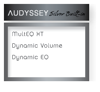 Audyssey Silver