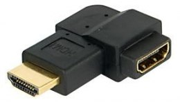 Adapter wt.HDMI -gn.HDMI -90 st w 41088